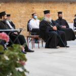 Ο Αρχιεπίσκοπος Ιερώνυμος στην Θεολογική Σχολή της Εκκλησίας της Κύπρου
