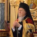 Επιστολή του Οικ. Πατριάρχη προς τον Πρόεδρο της Ιταλίας για τις πυρκαγιές στη Σαρδηνία
