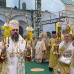 Πατριαρχική Θεία Λειτουργία στην Αγία Σοφία Κιέβου
