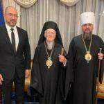 Στο Κίεβο κατέφθασε ο Οικουμενικός Πατριάρχης Βαρθολομαίος