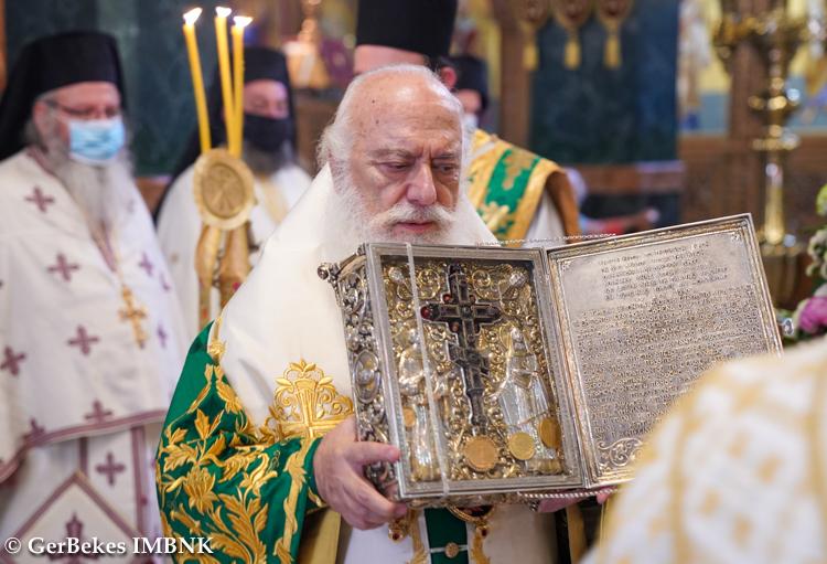 Λαμπρός ο Εορτασμός του Πολιούχου Βεροίας Οσίου Αντωνίου