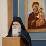 """Αλέξιος Ξενοφωντινός: """"Προσευχόμαστε ώστε να επέλθει η ειρήνη και η αγάπη στην Εκκλησία σας"""""""