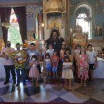 Συνάντηση του Μητροπολίτη Χίου με παιδιά ιερέων
