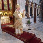 Αρχιερατική Θεία Λειτουργία στον Καθεδρικό Ναό Κορίνθου