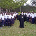 Αναστάσεως ημέρα στην Επισκοπή Μπουκόμπα