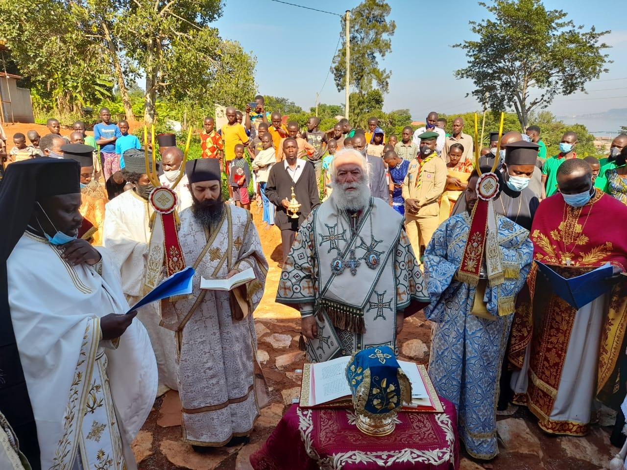 Πατριάρχης Αλεξανδρείας: «Τοῦτον τὸν Οἶκον, στερέωσον Κύριε»