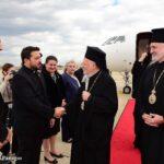 Έφτασε στις ΗΠΑ ο Οικουμενικός Πατριάρχης Βαρθολομαίος