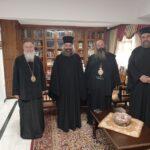 Στον Μητροπολίτη Κορίνθου ο Επίσκοπος Κισούμου Μάρκος