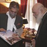 Συναντήσεις Αρχιεπισκόπου Ιερωνύμου