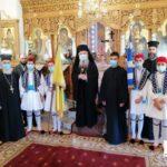 Τον Άγιο Ιωάννη Μονεμβασιώτη εόρτασε το Γεράκι Λακωνίας