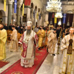 Ο Μητροπολίτης Κίτρους στον Ι. Ναό Αγίου Δημητρίου Θεσσαλονίκης