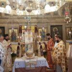 Εορτάστηκε η ανακομιδή των Λειψάνων του Οσίου Χριστοδούλου στην Κέρκυρα