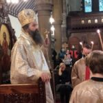 Εορτή του Ευαγγελιστού Λουκά στη Γλασκώβη