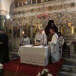 Αρχαιοπρεπής Θεία Λειτουργία του Αγ. Ιακώβου στη Νάξο
