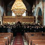 Ιερατική Σύναξη της Αρχιεπισκοπής Θυατείρων