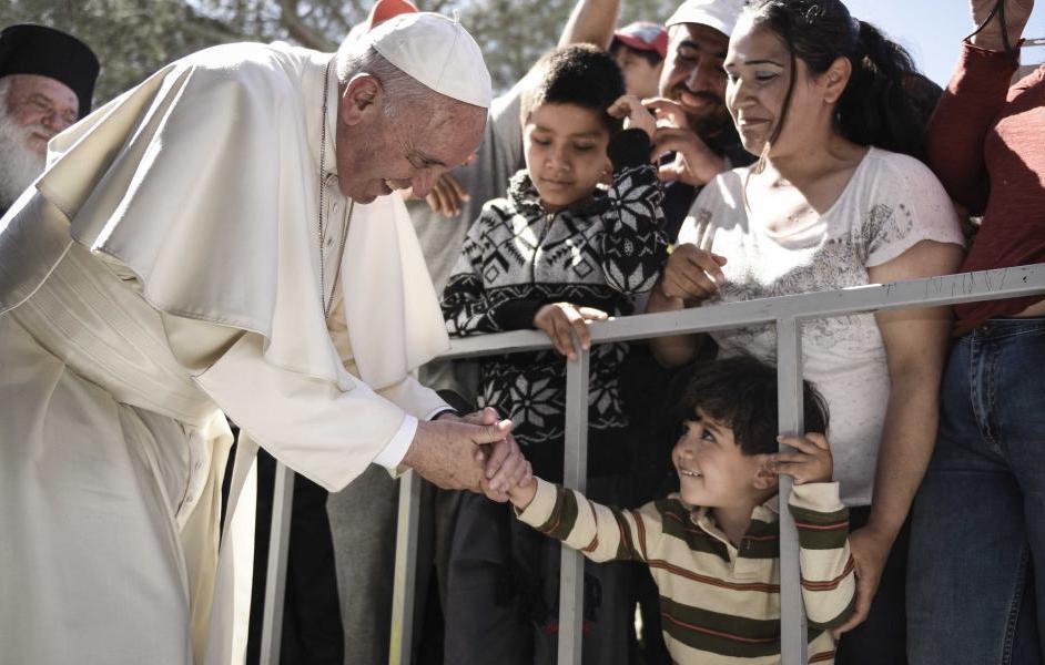 Ο Πάπας Φραγκίσκος αναμένεται να επισκεφθεί τη Μυτιλήνη