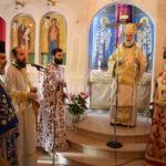 Ο Μητροπολίτης Ιλίου στον Ι. Ναό Αγίου Στυλιανού Περιστερίου