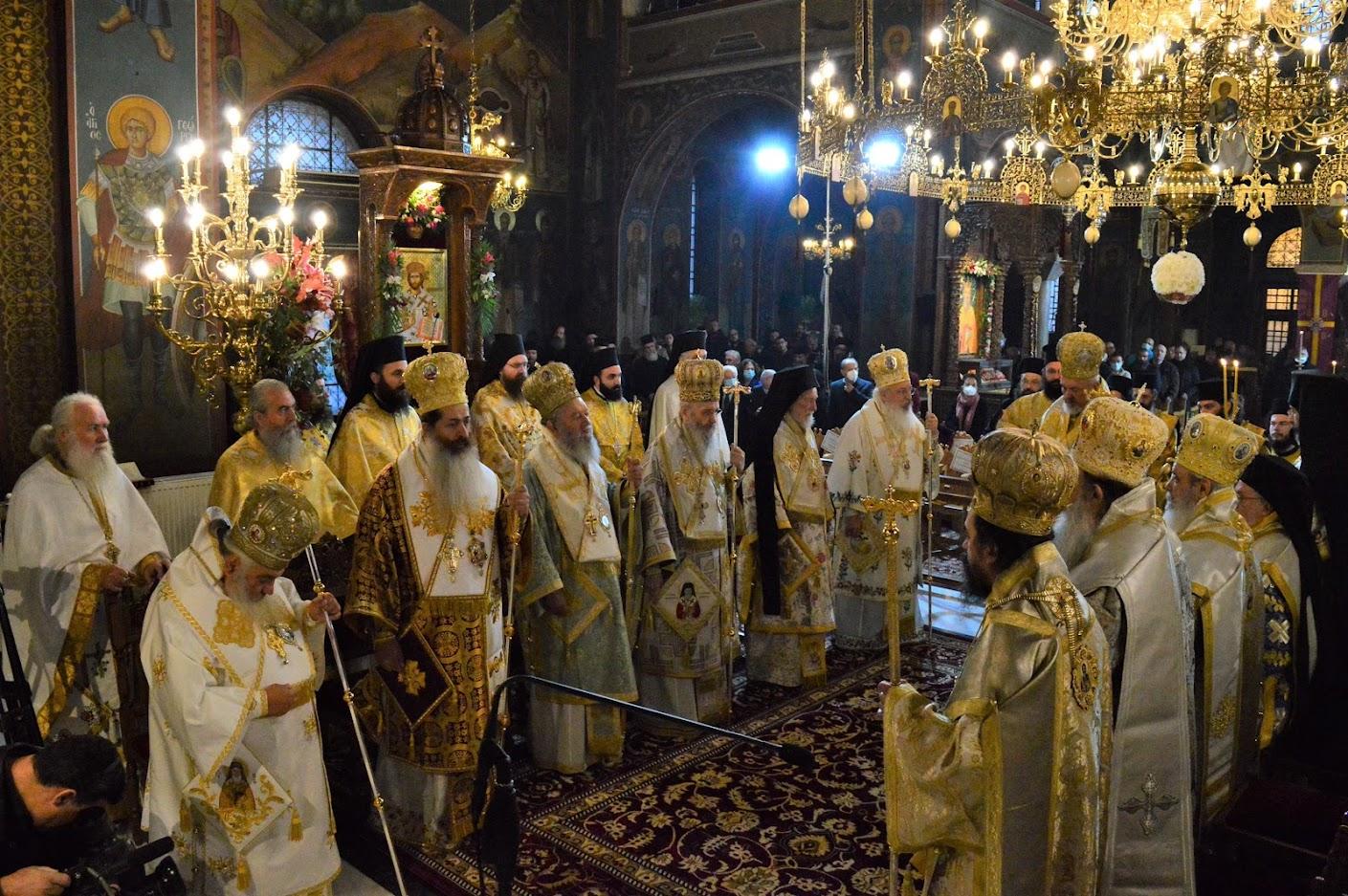 Επίσημη Αγιοκατάταξη του Αγίου Καλλινίκου στην Έδεσσα